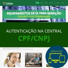 Tema  ECON 03 - Verde (CPF/CNPJ)