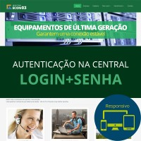 Tema  ECON 03 - Verde (Login+Senha)