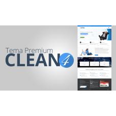Tema premium CLEAN 04